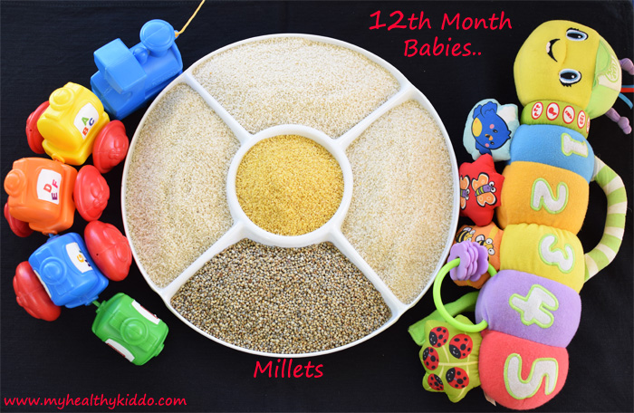 12th Month Babies Diet