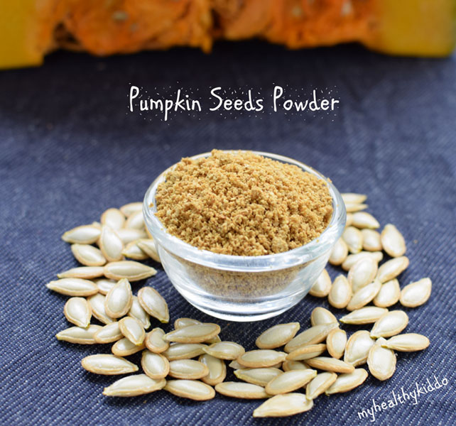 Healthy Pumpkin seeds powder 2