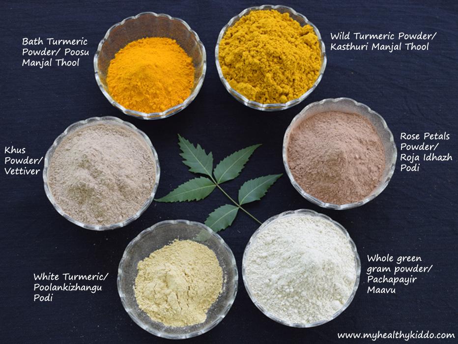 Herbal Bath Powder