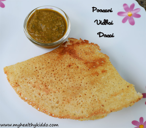Healthy Pumpkin Seeds Dosa Recipe-3