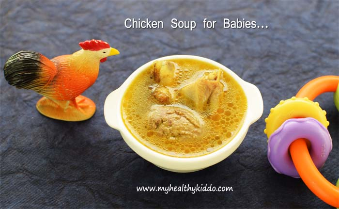 Chicken Soup for babies-1