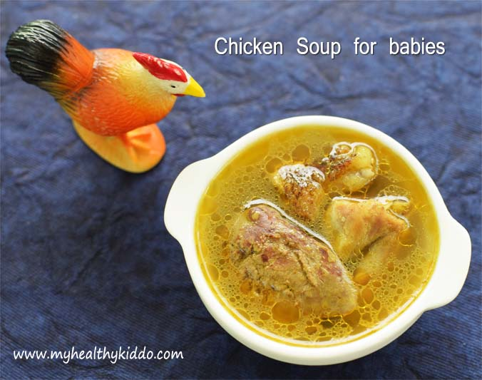 Chicken Soup for babies-4