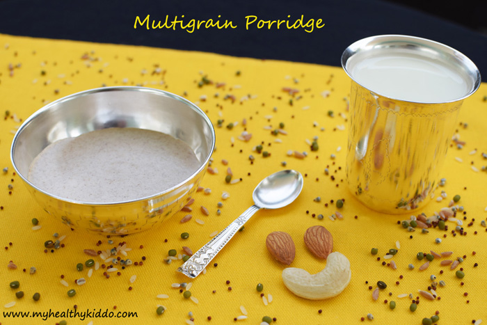Multigrains Porridge 2