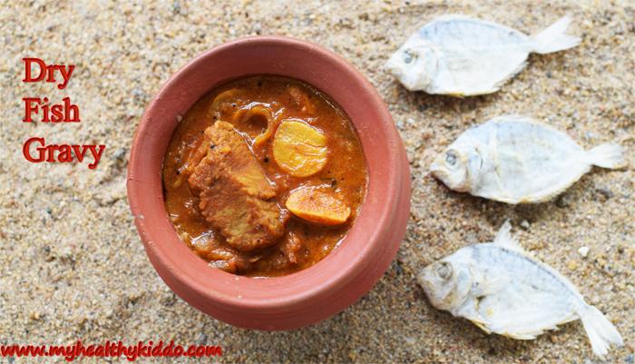 Dry Fish Karuvaadu Kulambu-1