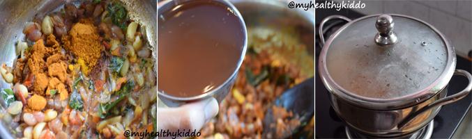 How to make Dry Fish Karuvaadu Kulambu Step 5
