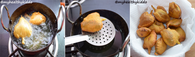How to make Oregano bajji step-6