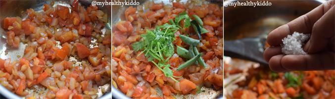 How to make pirandai chutney step-8