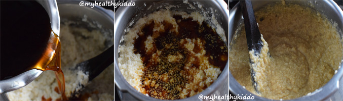 How to make Little Millet sweet pongal step-5
