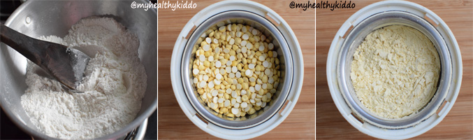 How to make Varagu Millet Laddoo step-1