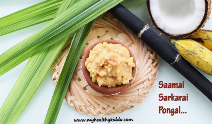 Saamai Sarkarai Pongal-4