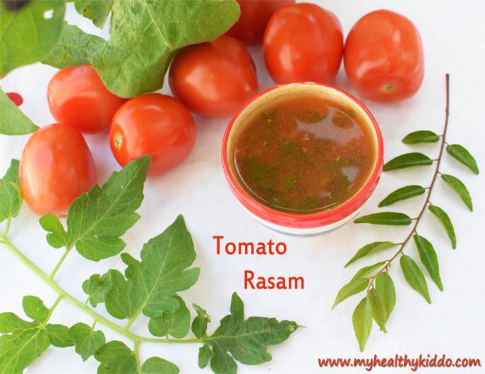 Tomato Rasam for Babies-1