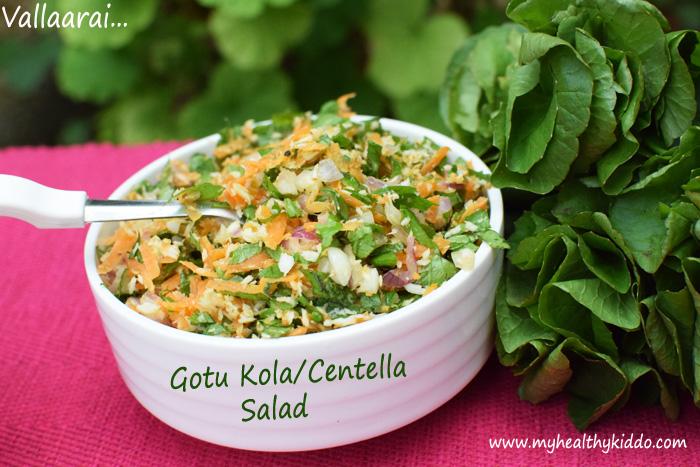 Vallaarai Keerai Salad-4