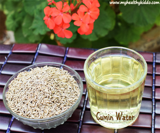 Cumin Seeds Water-2