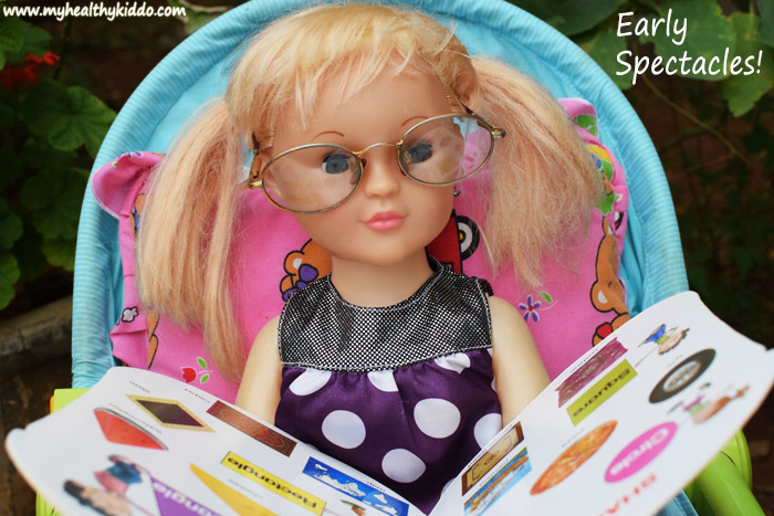 Early Spectacles - Parenting at Myhealthykiddo
