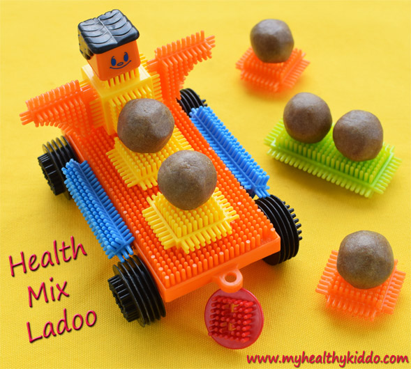 Health Mix Laddoo-1