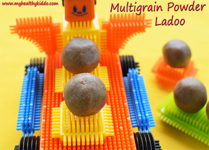 Health Mix Laddoo-3