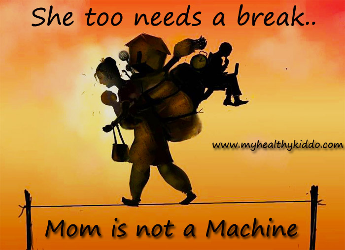 my is not a machine