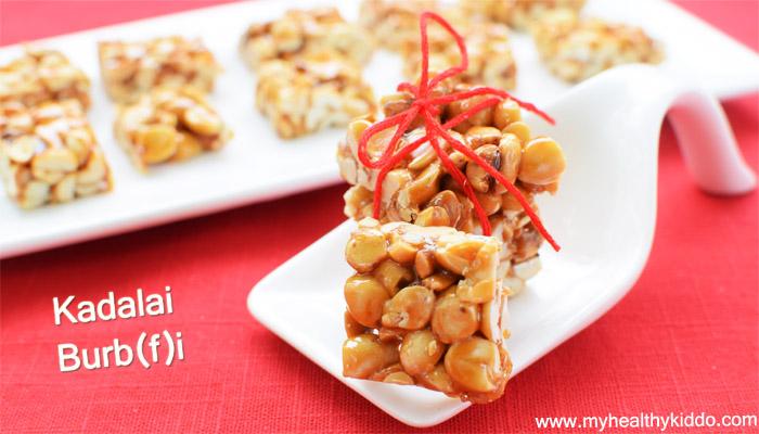 Homemade Peanut Chikki-4