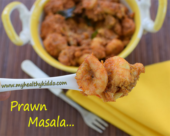 Prawn Masala Recipe-4