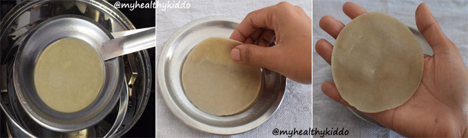 How to make Homemade Millet Ada for Ada Pradhaman Step-4