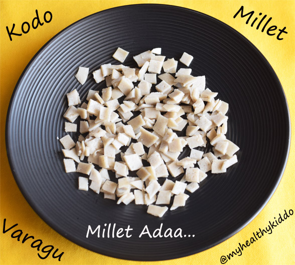 How to make Homemade Millet Adaa