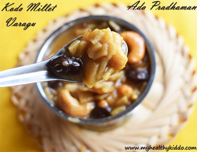 Millet Ada Prathaman Recipe-4